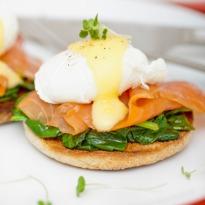 Recipe of Eggs Benedict
