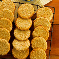 Festive Cardamom Biscuits