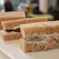 Recipe of Finger Sandwich
