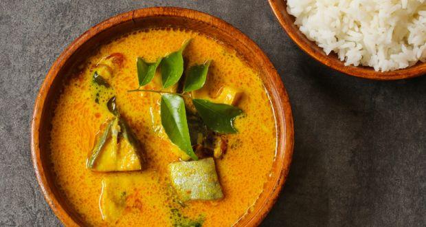 Kerala Fish Curry