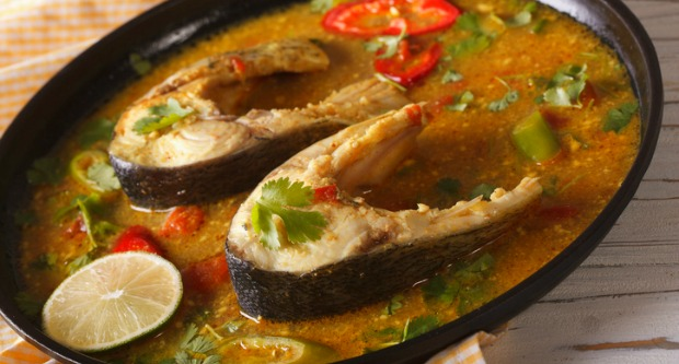 Recipe of Fish Mappas