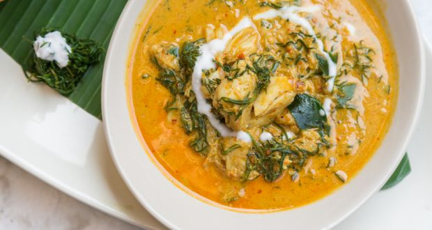 Thai fish curry recipe ndtv food for Thai fish recipe