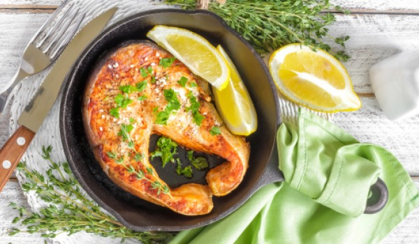 The healthiest ways to cook fish ndtv food for Best way to cook fish