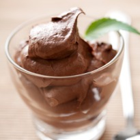 Five Ingredient Choco Mousse