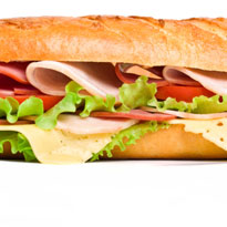 Foot-Long/Submarine Sandwich