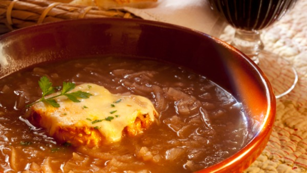 Low fat French Onion Soup