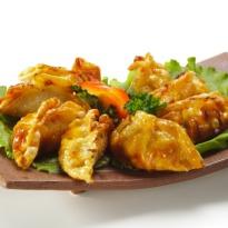 Fried Chicken Momos