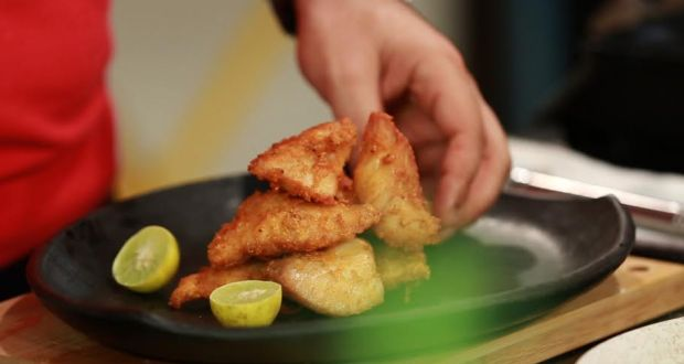 Recipe of Fried Fish Amritsari (My Yellow Table)