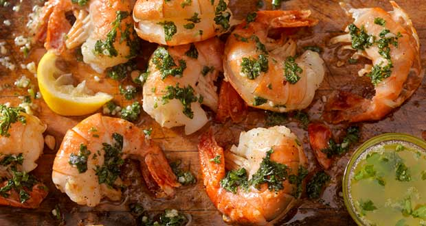 Recipe of Garlic Prawns