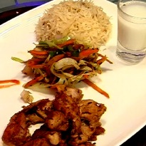 Chicken Chaska From Gawal Mandi