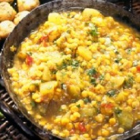 Recipe of Ghiya Chana Dal