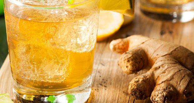 Recipe of Homemade Ginger Ale