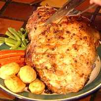 Recipe of Glazed Ham