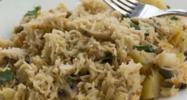 Recipe of Guchchi Dum Pulao