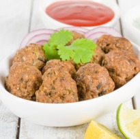 Recipe of Gosht Ke Sev (Mutton Kebab)