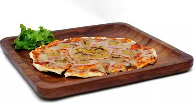 Recipe of Greek Style Pizza
