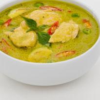 Green Curry Chicken Recipe By Samir Modi Ndtv Food