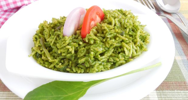 Recipe of Green Rice