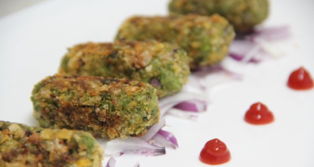 Recipe of Green Peas Kebab
