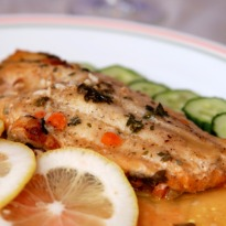 Grilled Citrus Fish  Recipe