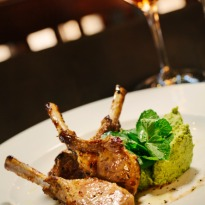 Recipe of Grilled Lamb Chops