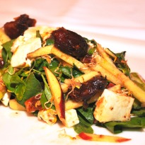 Recipe of Guava and Cottage Cheese Salad