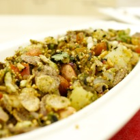 Mixed Millet Bhel Puri