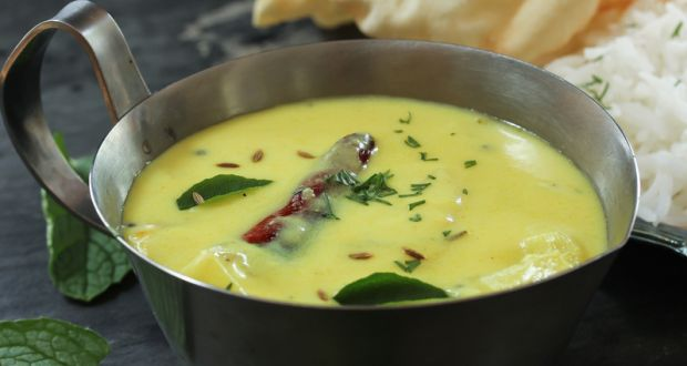 Image result for Gujarati Kadhi