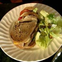 Recipe of Healthy Club Sandwich