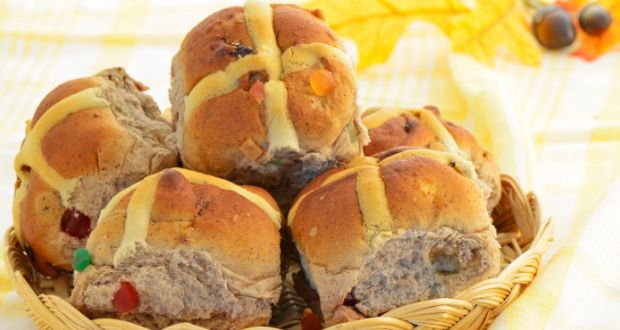 Recipe of Hot Cross Buns
