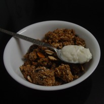 Recipe of Chocolate Flavored Muesli