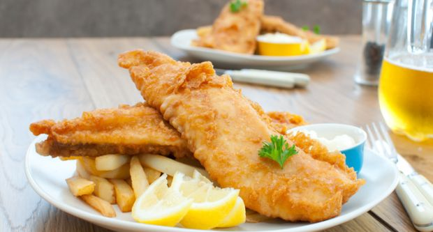 Recipe of Beer Battered Fish