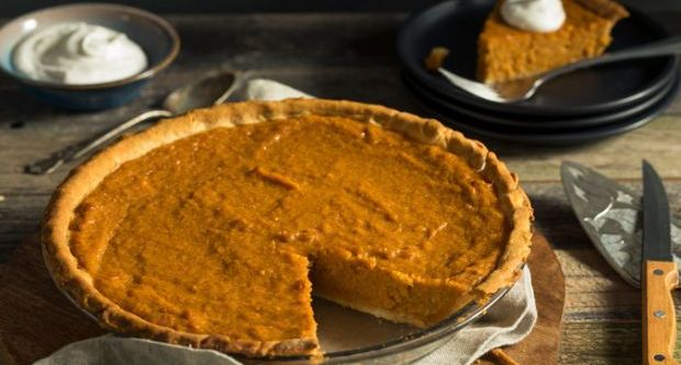 Recipe of Sweet Potato Pie