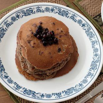 Recipe of Quinoa Pancakes