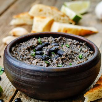 Recipe of Black Bean Hummus