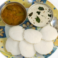 Rice Idli Recipe by Niru Gupta - NDTV Food