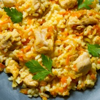 Recipe of Indonesian Nasi Goreng