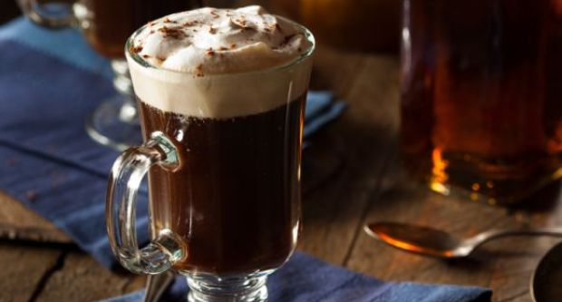 Recipe of Irish Coffee