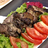 Jehangiri Kebab with Duck Breast
