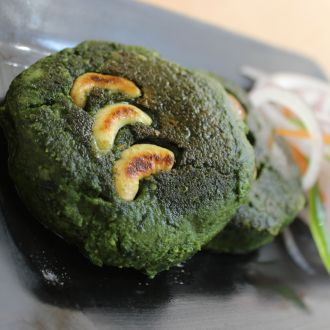 Recipe of Kache Kele ki tikki