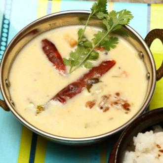 Recipe of Gujarati Kadhi