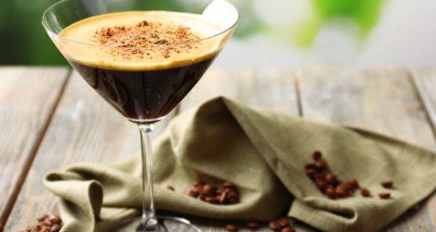 Espresso Kahlua Martini