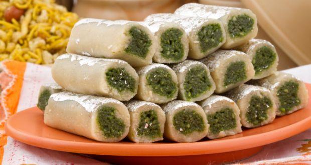 Janmashtami 2021: Making Mithai At Home? Try This Unique Kaju And Pista Rolls For Janmashtam