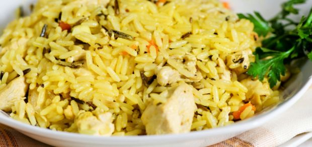 Kashmiri Chicken Pulao Recipe - NDTV Food