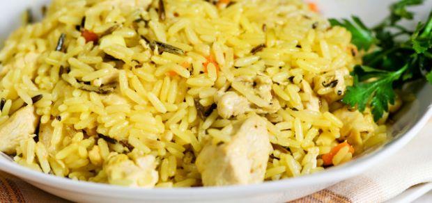 Kashmiri Chicken Pulao