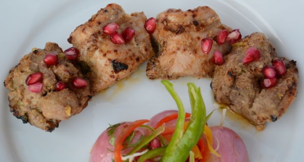 Recipe of Kasundi Murgh Tikka