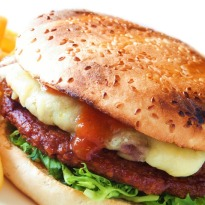 Recipe of Lamb and Tomato Burgers