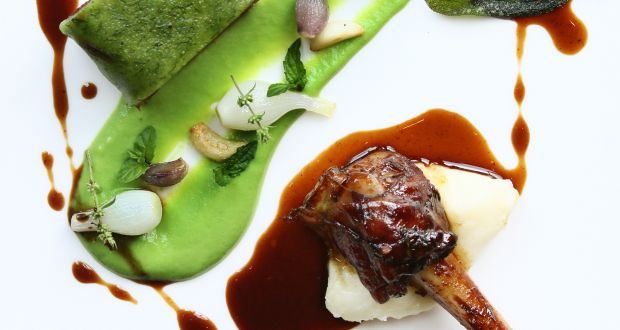 Recipe of Lamb Loin with Fennel Genoise