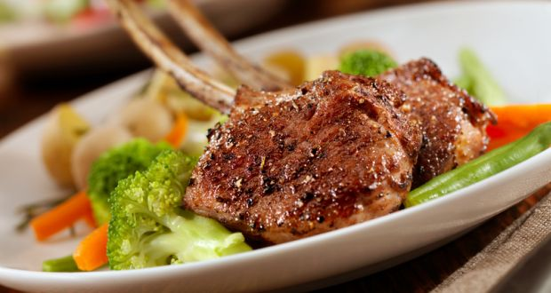 Recipe of Roast Lamb Salad