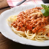 Recipe of Lamb Saute With Pasta